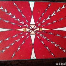 Arte: DIBUJO (ABSTRACCION). *IDA Y VUELTA*. (TM). D. NAVASCUES.. Lote 199218126