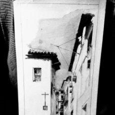 Arte: JOSÉ GARCÍA Y RAMOS. PLUMA Y AGUADA SOBRE CARTÓN. ORIGINAL DEL PUBLICADO EN LA TIERRA MARÍA STMA.. Lote 199424600