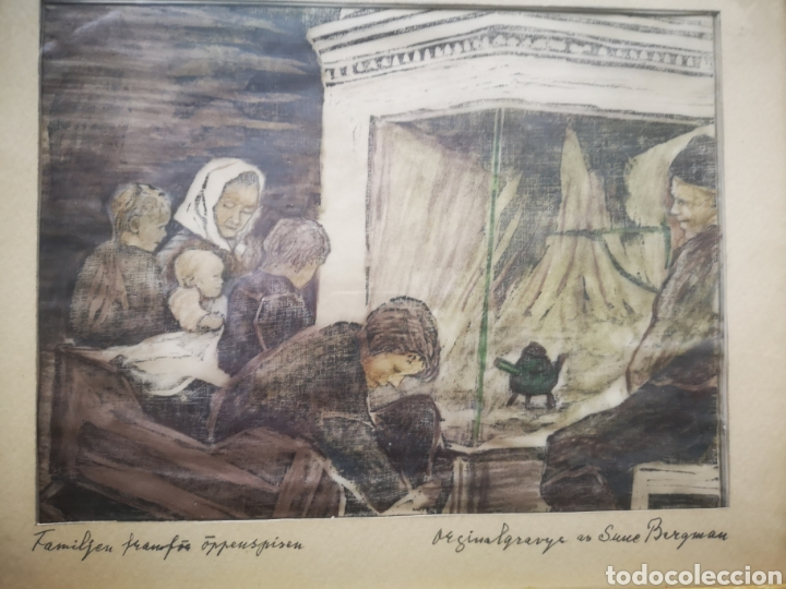 Arte: Sune Bergman (1890-} - Foto 2 - 200155991