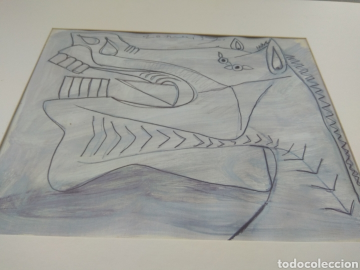 Arte: Boceto del Guernica - Pablo Picasso - Foto 3 - 33640844