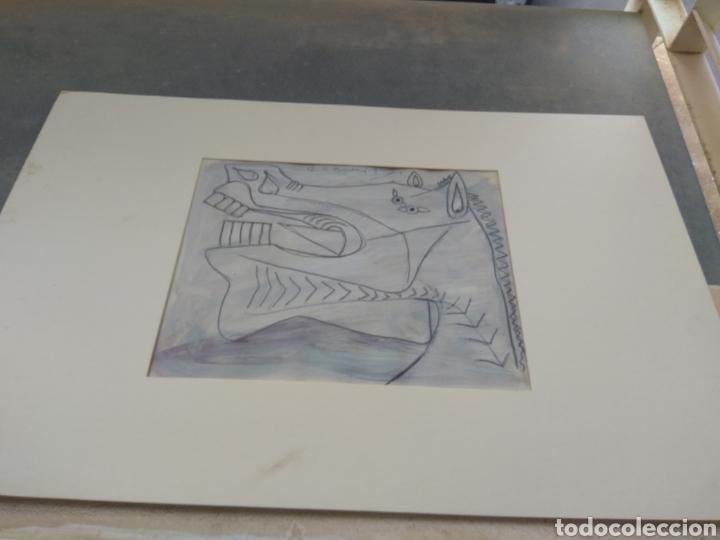 Arte: Boceto del Guernica - Pablo Picasso - Foto 5 - 33640844