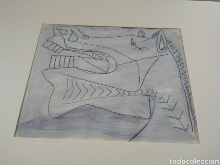 Arte: Boceto del Guernica - Pablo Picasso - Foto 6 - 33640844