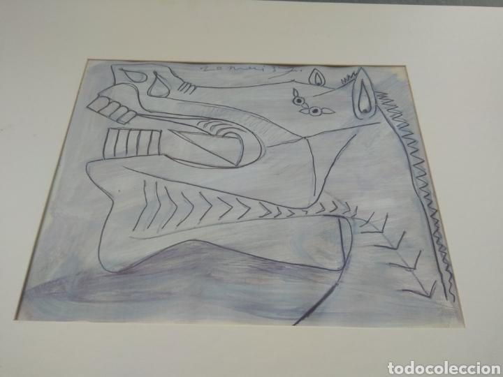 Arte: Boceto del Guernica - Pablo Picasso - Foto 9 - 33640844