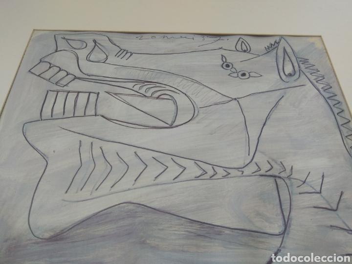 Arte: Boceto del Guernica - Pablo Picasso - Foto 10 - 33640844