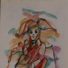Art: MENDEZ CARLOS DIBUJO. Lote 202689861