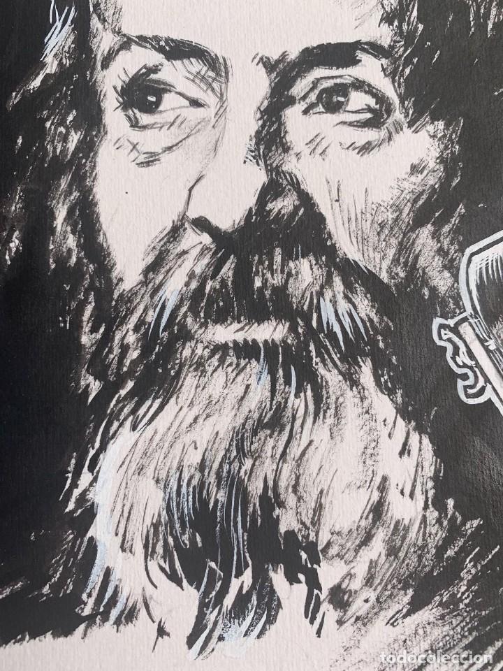 Arte: JOSEP GRACIA AGUILÁ - TELESCOPIOS-GALILEO GALILEI. PUBLICADO EN PLAZA & JANES - Foto 6 - 204095598