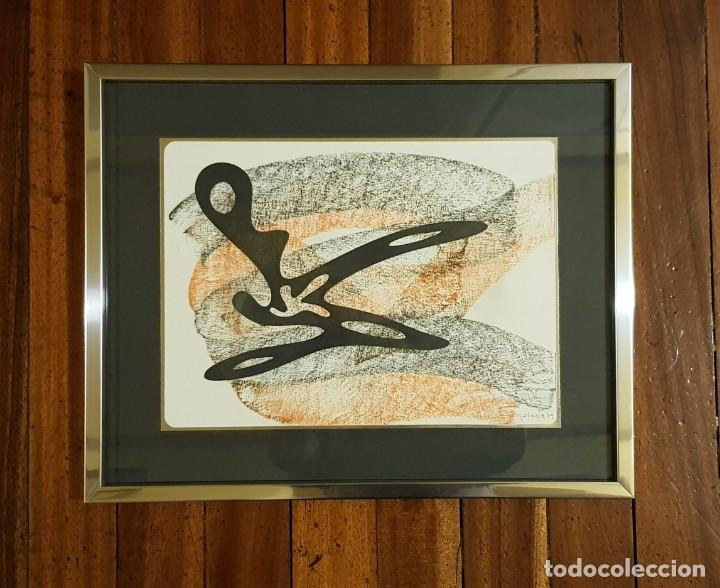 Arte: Mayte Spinola Cuadro 1979 - Foto 3 - 204414750