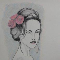 Arte: MUJER OBRA DE GILABERTE. Lote 204419440