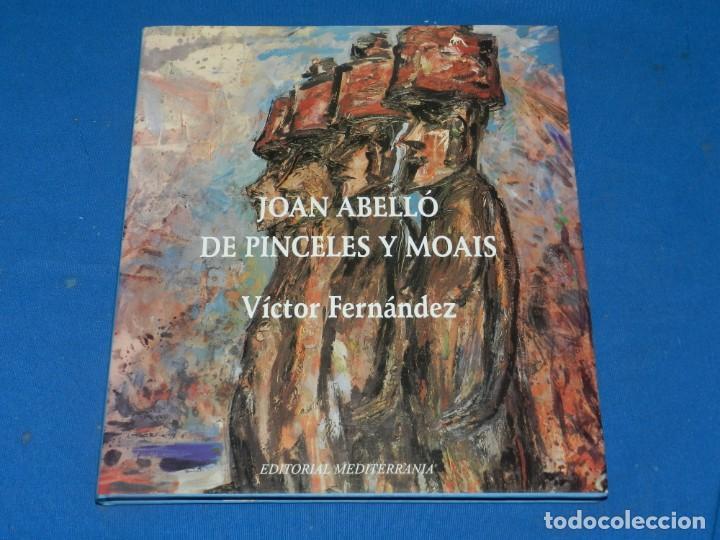 Arte: (MF) VISTOR FERNANDEZ - JOAN ABELLO DE PINCELES Y MOAIS, DIBUJO ORIGINAL DE JOAN ABELLO - Foto 4 - 204787328
