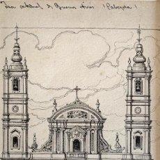 Arte: NICANOR VÁZQUEZ (1861-1930) ILUSTRACIÓN. Lote 206251652