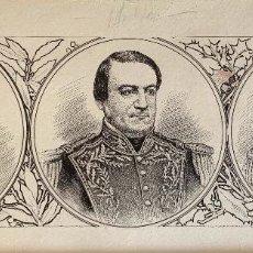 Arte: NICANOR VÁZQUEZ (1861-1930) ILUSTRACIÓN. Lote 206252768