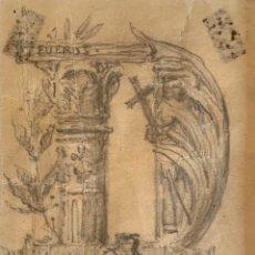 Arte: MARCELINO DE UNCETA (1835-1905) ESTUDIO. Lote 206260200
