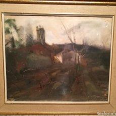 Arte: ERMITA POR RAFAEL DURANCAMPS (1891-1979). Lote 207072880