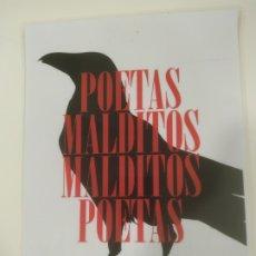Arte: CARTELITO PLASTIFICADO, MEDIDAS 21 X 30. Lote 207103455