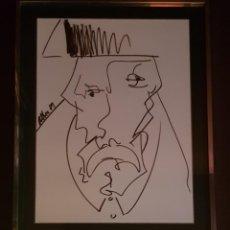 Arte: ILUSTRACIÓN DEL PINTOR ALBEA. Lote 207114930