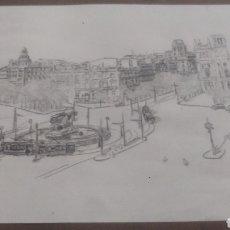 Arte: DIBUJO FIRMADO ALICIA.. Lote 207452163