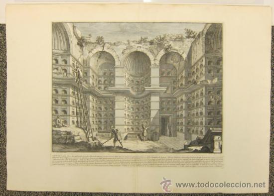 Arte: Girolamo Rossi - Estudio arquitectónico - Foto 7 - 125047731