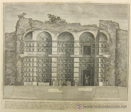 Arte: Girolamo Rossi - Estudio arquitectónico - Foto 5 - 171964572