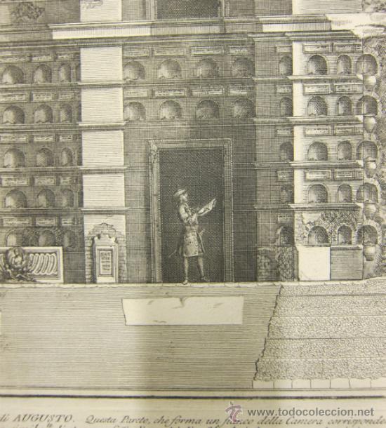 Arte: Girolamo Rossi - Estudio arquitectónico - Foto 8 - 171964572