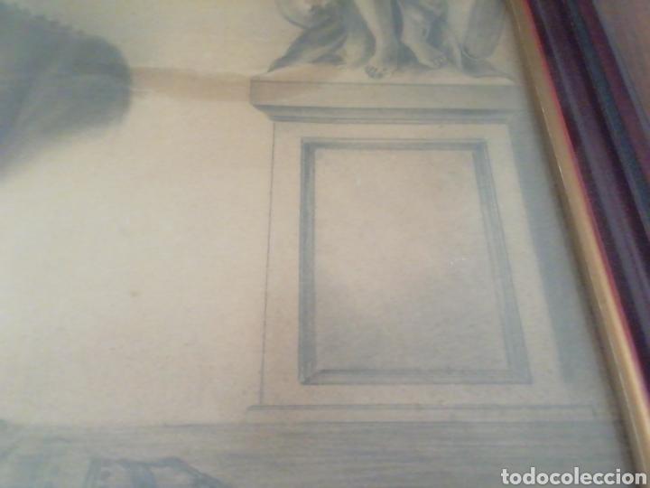 Arte: Dibujo antiguo Isaac Peral - Foto 6 - 186347843