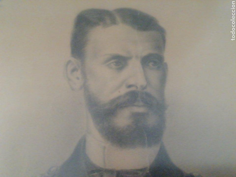 Arte: Dibujo antiguo Isaac Peral - Foto 7 - 186347843