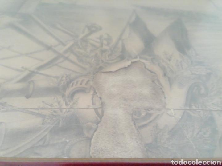 Arte: Dibujo antiguo Isaac Peral - Foto 9 - 186347843
