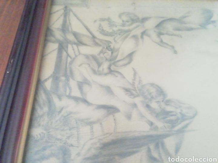 Arte: Dibujo antiguo Isaac Peral - Foto 13 - 186347843