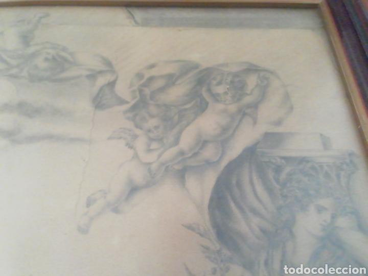 Arte: Dibujo antiguo Isaac Peral - Foto 14 - 186347843