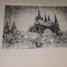 Arte: CATEDRAL SAN VITO DE PRAGA. Lote 209861436
