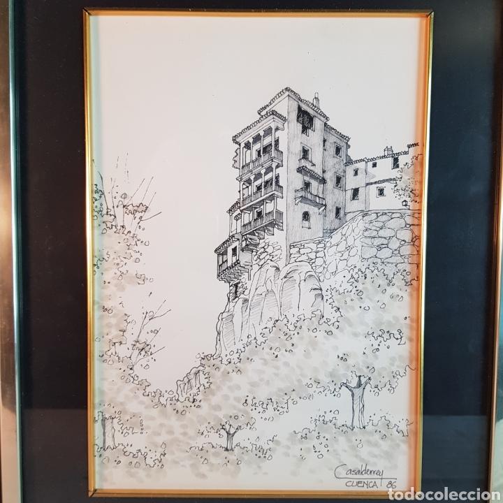 Arte: Las Casas colgantes de Cuenca por Casalderrey - Foto 2 - 210976924