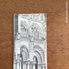 Arte: DIBUJO A TINTA DEL PALAU DE LA MÚSICA. BARCELONA. FIRMADO.. Lote 211746875