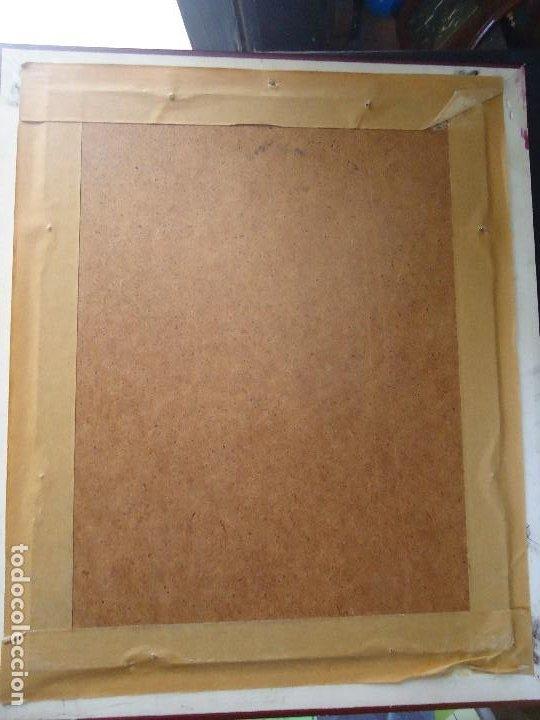Arte: preciosa tinta CALLE DE SANTIAGO de BROCOS maravillosa tintas del famoso pintor Brocos mide 14 x 9 - Foto 5 - 211775537