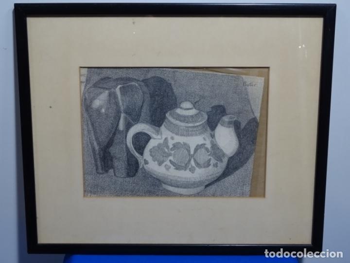 Arte: Dibujo Ramon boter. - Foto 2 - 212117497
