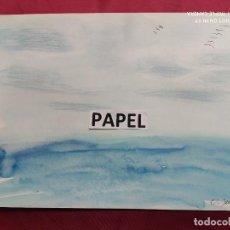 Arte: DIBUJO ORIGINAL ACUARELA Y PASTEL. FIRMADO. O. JUNYENT. Lote 213889203