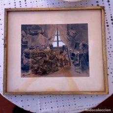 Arte: JOAN LLOPART I TRESSERRES. Lote 215095141