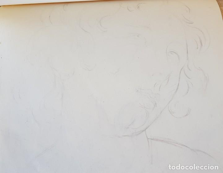 Arte: Academia / lápiz negro - Foto 2 - 215378842