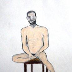 Arte: MODELO OBRA DE GILABERTE. Lote 217077502