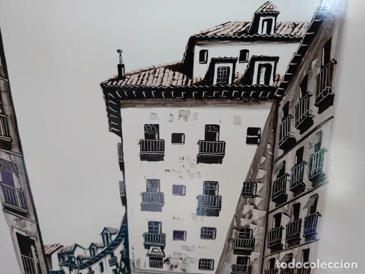 Arte: TINTA MARTIN HIDALGO 79 ARCO DE CUCHILLEROS MADRID - Foto 5 - 218596917