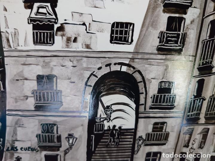 Arte: TINTA MARTIN HIDALGO 79 ARCO DE CUCHILLEROS MADRID - Foto 7 - 218596917