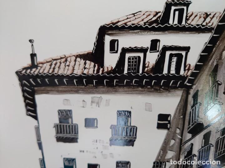 Arte: TINTA MARTIN HIDALGO 79 ARCO DE CUCHILLEROS MADRID - Foto 9 - 218596917