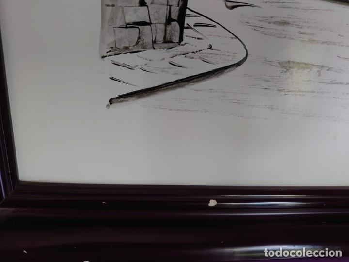 Arte: TINTA MARTIN HIDALGO 79 ARCO DE CUCHILLEROS MADRID - Foto 14 - 218596917