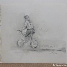 Arte: DIBUJO ALONSO JALÓN. Lote 218838611