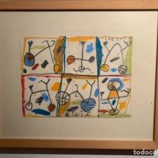 Arte: JORGE CABEZAS. Lote 219521382