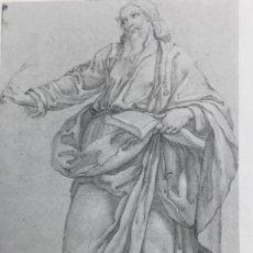 Arte: DIBUJO ITALIANO ANTIGUO SIGLO XVI. Lote 221392947