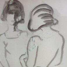 Arte: DIBUJO ORIGINAL DE TITO CITTADINI. Lote 221832135
