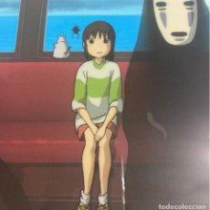 Arte: ACETATO DE ANIMACIÓN JAPONESA DEL VIAJE DE CHIHIRO. Lote 222295383