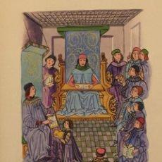 Arte: ELIO ANTONIO DE NEBRIJA (1444-1522). PIERRE MONNERAT (SUIZA 1917- ESPAÑA 2005). Lote 222474803