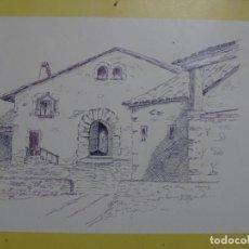 Arte: DIBUJO FIRMADO TON.MASIAS DE TERRASSA O ALRREDEDORES.. Lote 225070630