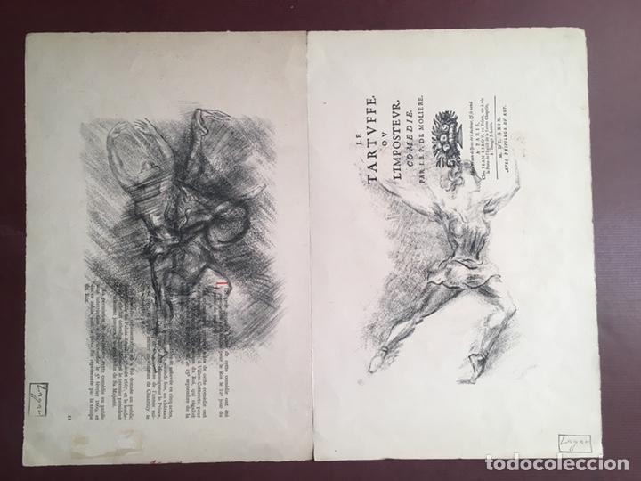 Arte: Dibujos de CELSO LAGAR (Ciudad Rodrigo, Salamanca 1891-Sevilla 1966) - Foto 2 - 228053605