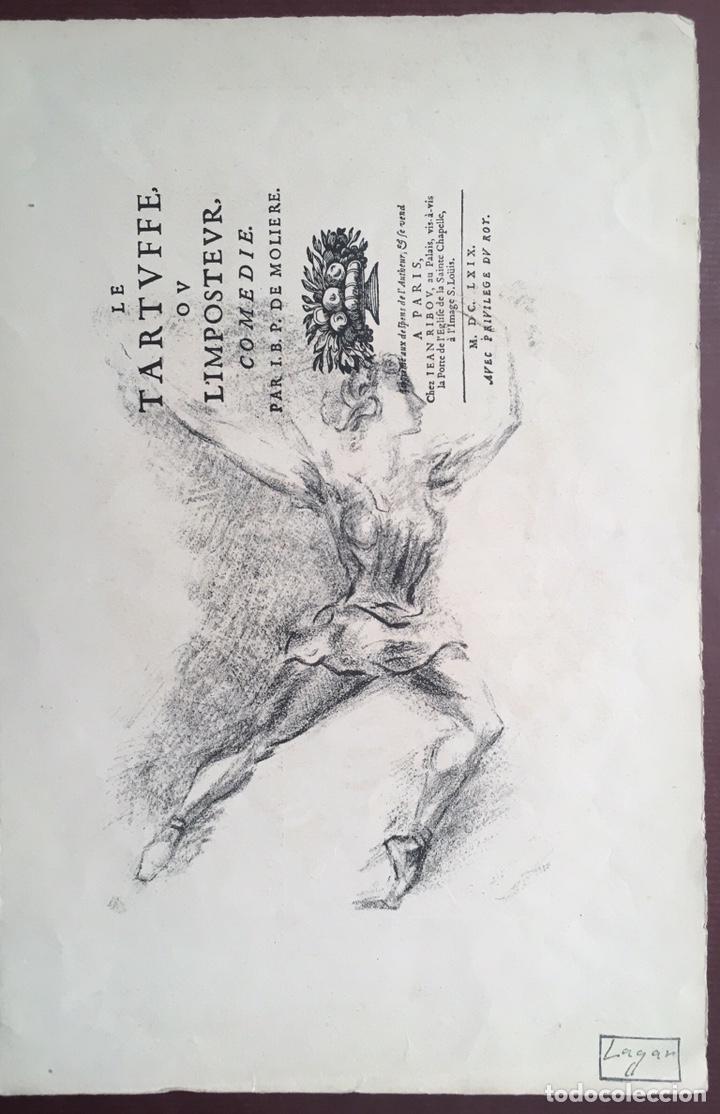 Arte: Dibujos de CELSO LAGAR (Ciudad Rodrigo, Salamanca 1891-Sevilla 1966) - Foto 5 - 228053605
